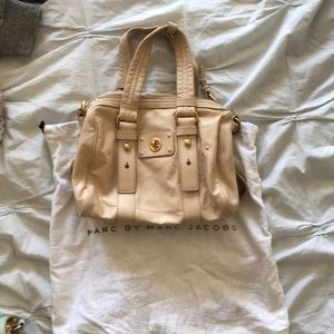 Cream Marc by Marc Jacobs Bucket bag